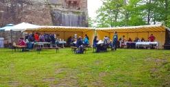 Annulation de la journée des châteaux-forts d'Alsace 2020